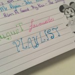 August Music Favourites