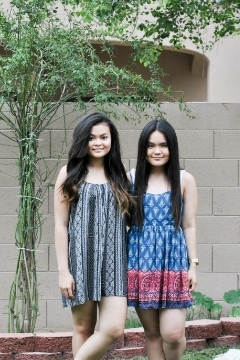 Two Sisters Blogging